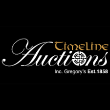 TimeLine Auctions Limited Logo