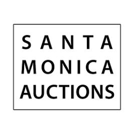 Santa Monica Auctions Logo
