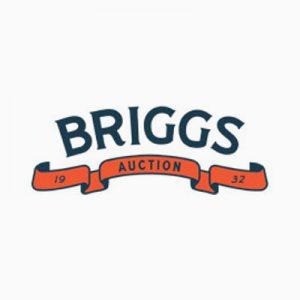 Briggs Auction Logo