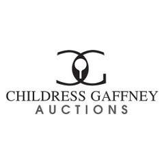 Childress Gaffney Auctions Logo