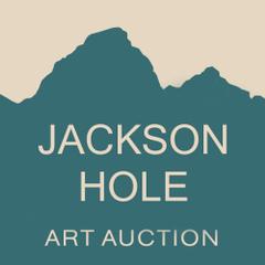 Jackson Hole Art Auction Logo