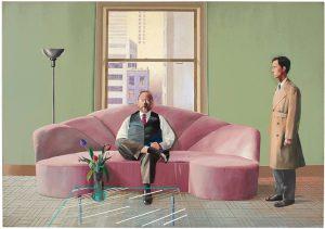 Henry Geldzahler and Christopher Scott, Paintings