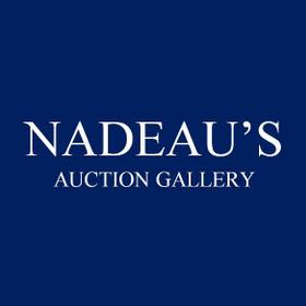 Nadeau's Auction Gallery Logo
