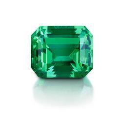 Lot 83: A 2.90ct natural Colombian emerald, estimated $10,000/$20,000, lot sold for USD 66,250 ($22,844/ct)