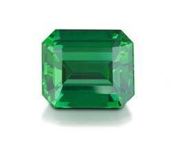 A 3.30ct natural Colombian emerald, estimated $15,000/$20,000, lot sold for USD 343,750 ($104,166/ct)