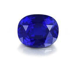 A 2.68ct unheated Kashmir sapphire, estimated $20,000/$40,000, lot sold for USD 100,000 ($13,693/ct)