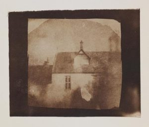 Lacock Abbey Birthplace of Photography on Paper at Hans P. Kraus Jr. Fine Photographs