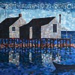 July 6, 2019 Antique & Modern Furnishings, Décor, Nantucket Fine Art/AuctionDaily
