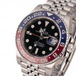 GMT Master II, Ref. 126710BLRO, A Stainless Steel Wristwatch with Bracelet, Circa 2018/AuctionDaily