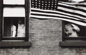 ROBERT FRANK - Parade, Hoboken, New Jersey, 1955/AuctionDaily