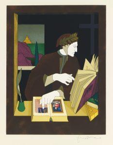 PHILLIPS, TOM. The Divine Comedy of Dante Alighieri, Inferno/Auctiondaily