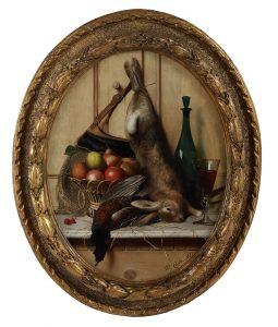 Oreste Costa (Italian, 1851-1901)/Auctiondaily