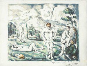 Paul Cézanne (1839-1906)/Auctiondaily