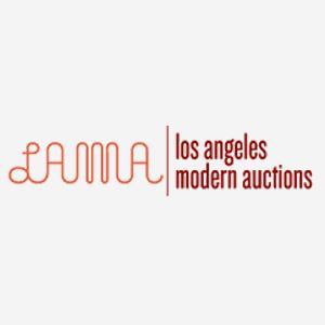 Los Angeles Modern Auctions (LAMA) Logo