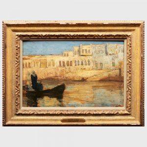 Henry Ossawa Tanner (1859-1937)- Cairo