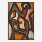 Jean Michel Atlan (French, 1913-1960)/Auctiondaily