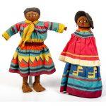 Seminole Palmetto Dolls/Auctiondaily