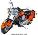 Terminator 3: Rise of the Machines Indian Motorcycle Deluxe Model (2003)....
