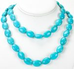 Native American Style Hand Knotted Necklace Strand