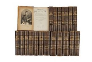 Rare Books and Documents Dating to the Time of Porfirio Díaz and the Mexican Revolution