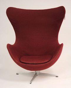 Arne Jacobsen for Fritz Hansen, Egg Chair,c.1958
