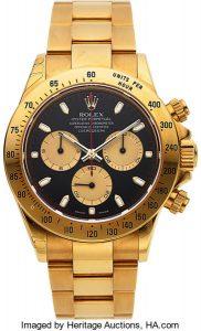 Watches & Fine Timepieces Signature Auction