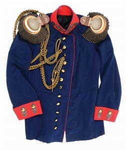 IMPERIAL GERMAN WUERTTEMBERG GENERALMAJOR DRESS TUNIC.