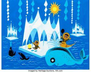 Animation Art Signature Auction- Beverly Hills