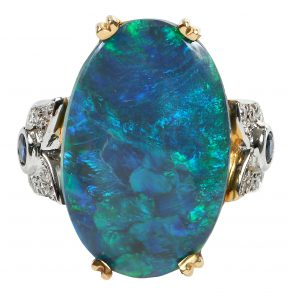 Moonlight and Fire: Opals at Auction