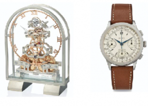 RELEASE | Christie's Announces Important Watches & American Icons and Watches Online x The Webster | December 2019