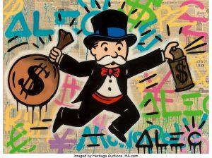 Alec Monopoly (b. 1986) Monopoly Money