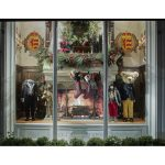 2018, Prop Rental, Ralph Lauren Holiday Store Windows, New York City
