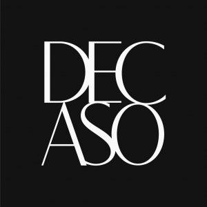 Decaso: Decorative Arts Society Logo