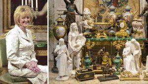 The Sandra Clements Estate Auction