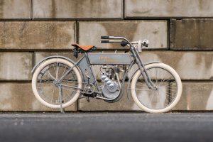 1910 Harley-Davidson 30ci Model 6A Single