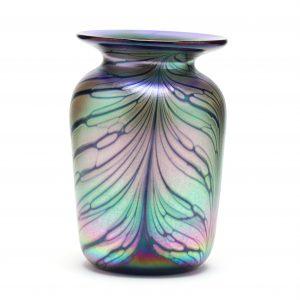 Eickholt, Art Glass Vase