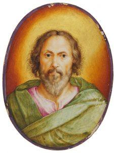 ATTRIBUTED TO GIULIO CLOVIO | A SAINT