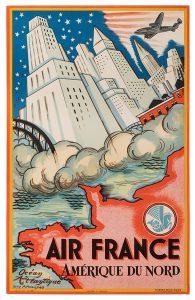 Arnoux, Guy (1890-1951). Air France