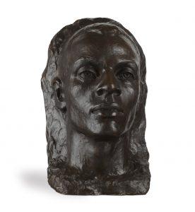 Richmond Barthé (1901 - 1989) The Negro Looks Ahead
