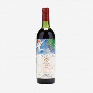 Fine Wine & Rare Spirits, Live Auction