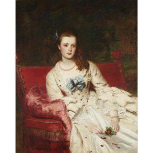 William Powell Frith (British, 1819–1909)