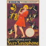 Suzy Saxophone. 1928.