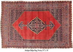 Fine Decorative and Collectible Antique Oriental Rugs