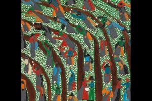 Adelson Galleries Presents the Paintings of Self-Taught Artist Winfred Rembert