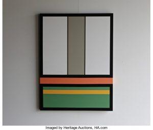 John Morton Thomas (American, 21st Century). Untitled