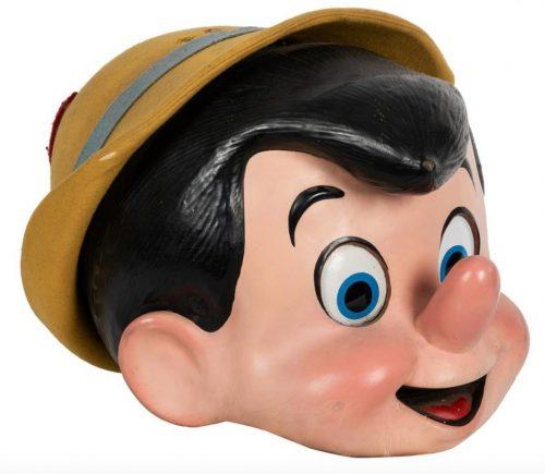 Disneyland Pinocchio Costume Headpiece