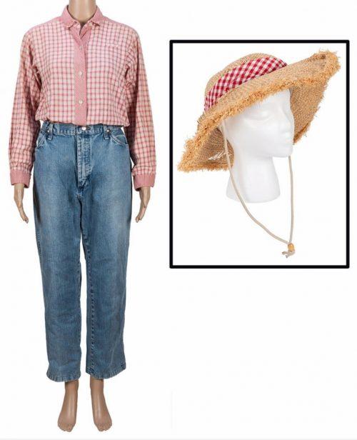 Tom Sawyer Island Cast Outfit