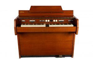 Mellotron MKII Model Keyboard serial number