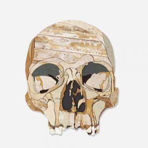 Diederick Kraaijeveld, Skull-Vanitas