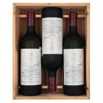 Vega Sicilia Unique. Special reserve 2004. Ribera del Duero. Levels in the neck. Pieces- 3